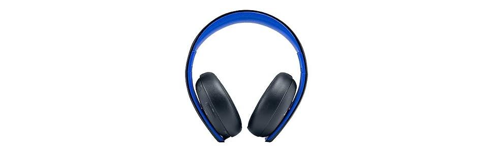 Sony - Cuffie wireless stereo con microfono 2.0 per PS4 PS3 PS Vita ... 5ff35c15d384