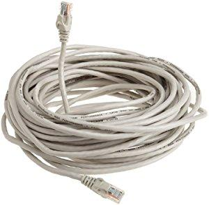 50 Feet (15.2 Meters) of cable length – ideal for devices located far away or in another room.
