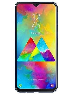 Samsung Galaxy M20 Smartphone 16.0cm 64GB, 4GB RAM, Azul (Ocean ...