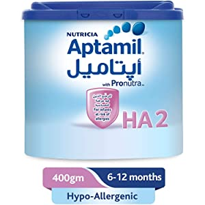 Aptamil Hypo-Allergenic 2 Follow On Milk
