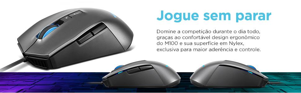 lenovo mouse gamer