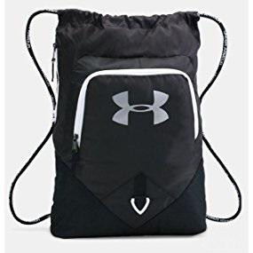 Under Armour Undeniable Sackpack, Brilliance /Coral Cove, One Size