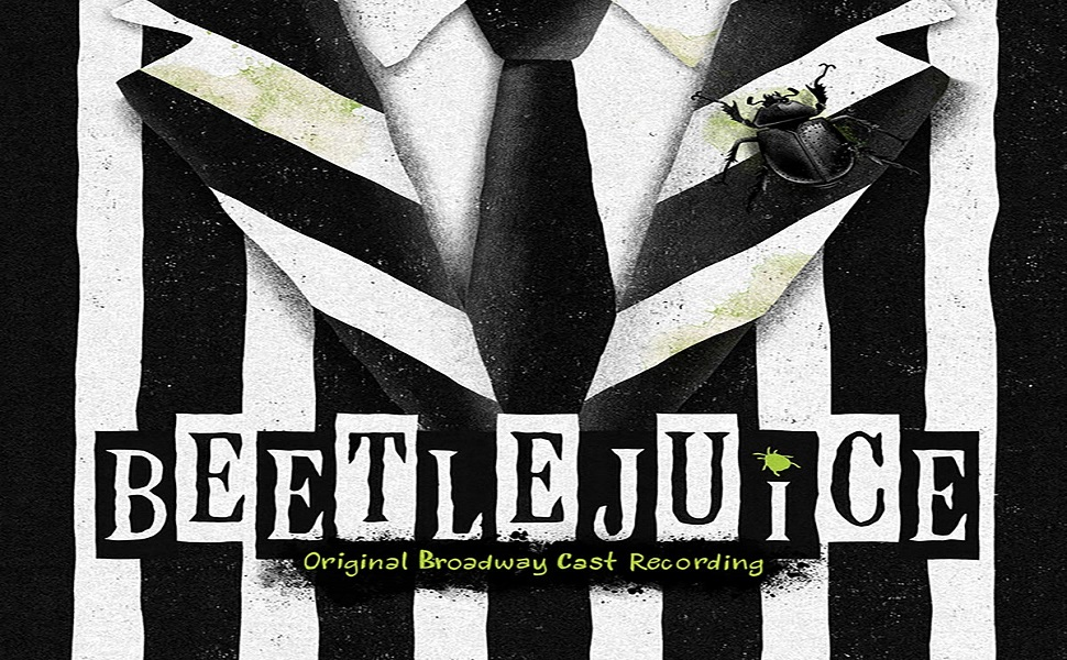 Eddie Perfect Beetlejuice Original Broadway Cast Recording Amazon Com Music