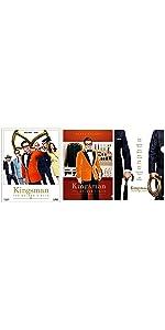 【早期購入特典あり】 キングスマン:ゴールデン・サークル 2枚組ブルーレイ&DVD (ミニクリアファイル2種付)