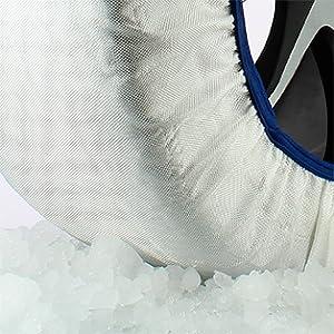 Easy Sock EASYS Cadena Textil, S: Amazon.es: Coche y moto