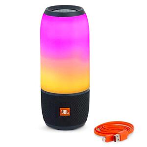 JBL Pulse 3 Portable Wireless Speaker - Black