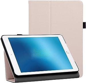 AmazonBasics iPad PU Leather Case with Auto Wake/Sleep Cover