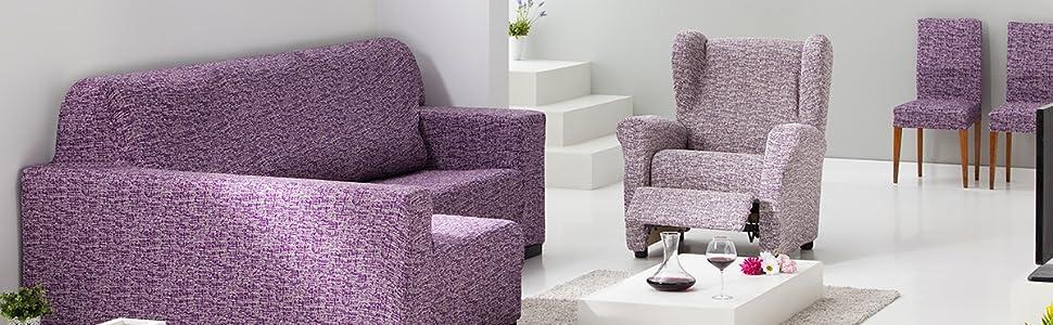 Amplia gama de productos textiles para el hogar