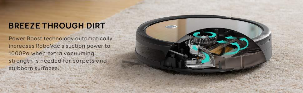 robotic vacuum irobot eufy dyson