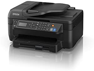Epson WorkForce WF-2750DWF - Impresora multifunción 4 en 1 (WiFi ...