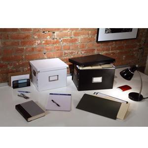 SNS01533 Details about  /Snap-N-Store Letter-Size File Box Black