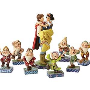 Disney Traditions 4005434 Figurine les 7 Nains de Retour R/ésine 20 cm
