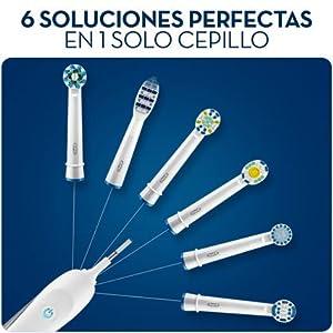 Oral-B ofrece una amplia variedad de mangos de cepillos eléctricos que se ajustan a tus necesidades personales de salud dental. Los cabezales de recambio ...