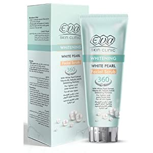 Click to open expanded view Eva Skin Clinic White Pearl Facial Scrub