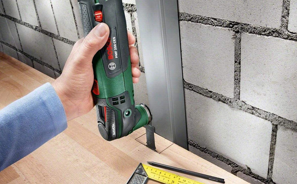 BOSCH Multifunction tool PMF 250 CES