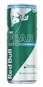 Red Bull Pear Edition Sugarfree