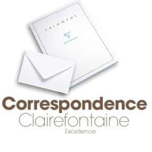 Clairefontaine para Classic cuaderno de espiral 160