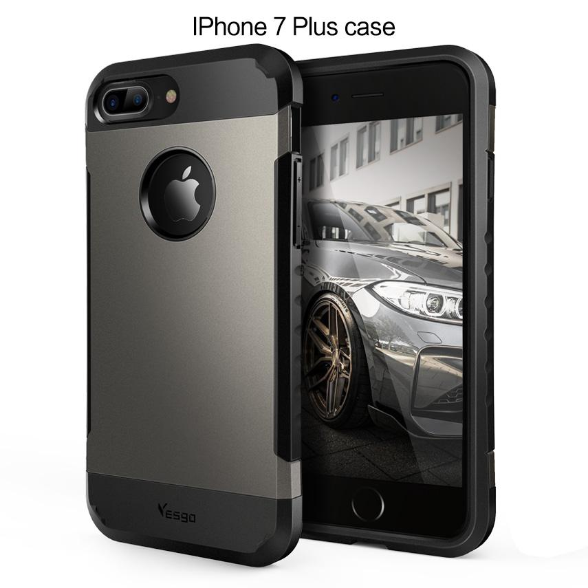iphone 7 plus case shockproof anti scratch. Black Bedroom Furniture Sets. Home Design Ideas
