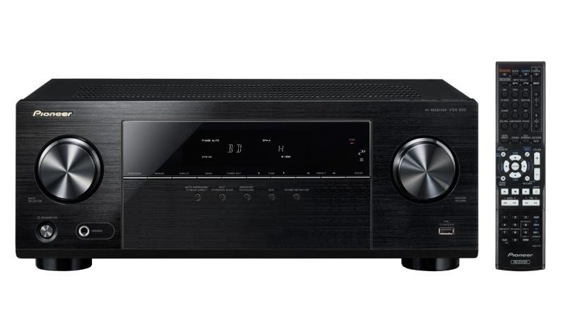Pioneer VSX-330-K - Sintoamplificador (4K, Dolby TrueHD y DTS-HD ...