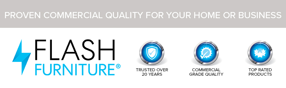 Flash Furniture Proven Commercial Quality