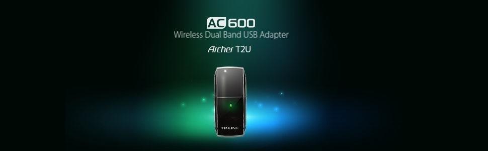Image result for TP LINK USB AC600 ADAPTOR ARCHER T2U