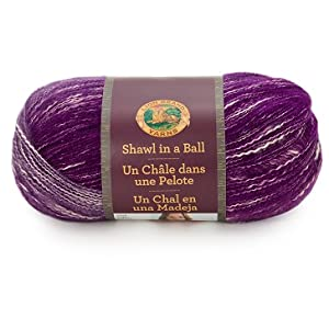 Lion Brand Yarn Hometown Yarn Mindful Mauve