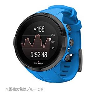 スント(SUUNTO) 腕時計 スパルタン スポーツ リストHR 10気圧防水 GPS 心拍/速度/距離/高度計測 [日本正規品 メーカー保証2年]  ※画像の色はブルーです