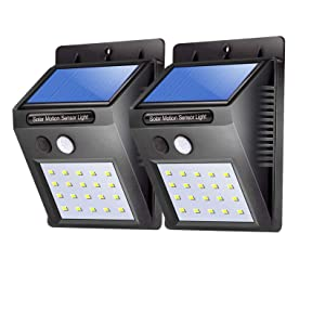 LED light, LED, motion sensor light, dual LED light
