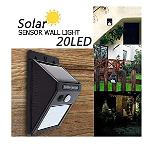 led light, solar light