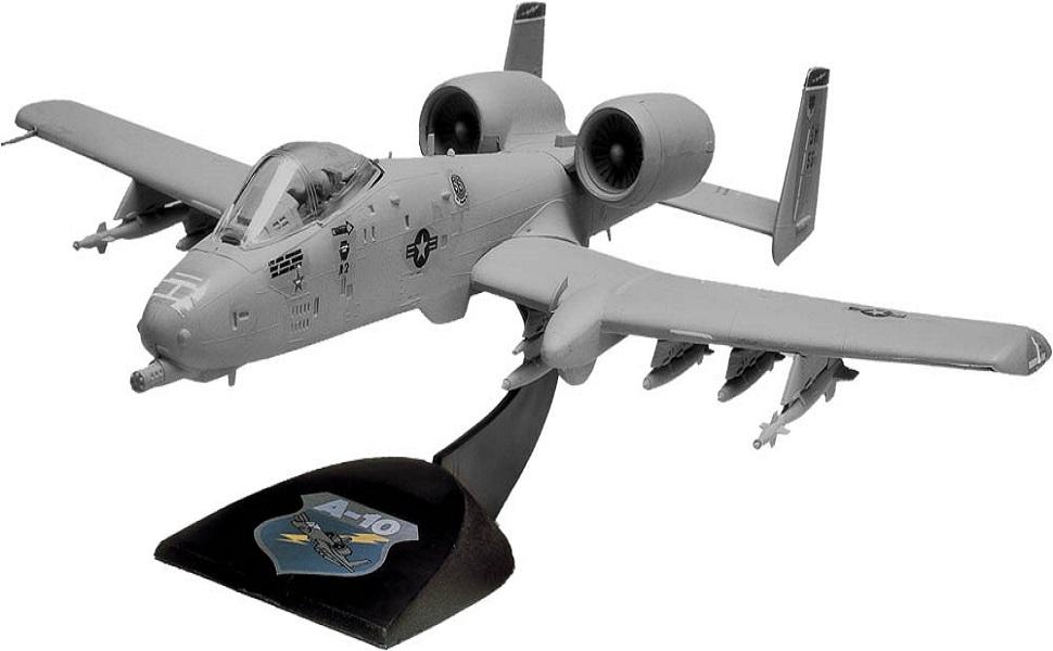 Revell SnapTite A-10 Warthog Plastic Model Kit
