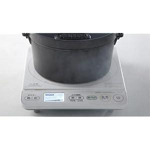 ロゴス SL ダッチオーブン 10inch シーズニング不要 収納バッグ付き IH対応 81062229