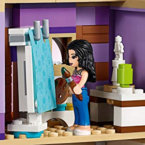 Lego 41365 Construction, Building Sets & Blocks For Girls 6 Years & Above,Multi color