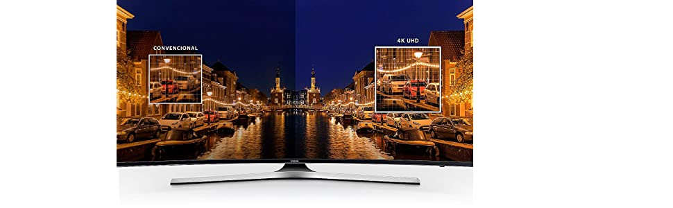 "Samsung UE43MU6175 - Smart TV DE 43"" (UHD 4K, HDR, 3840 x 2160 ..."