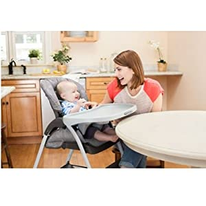Amazon Com Graco Slim Snacker High Chair Ultra Compact
