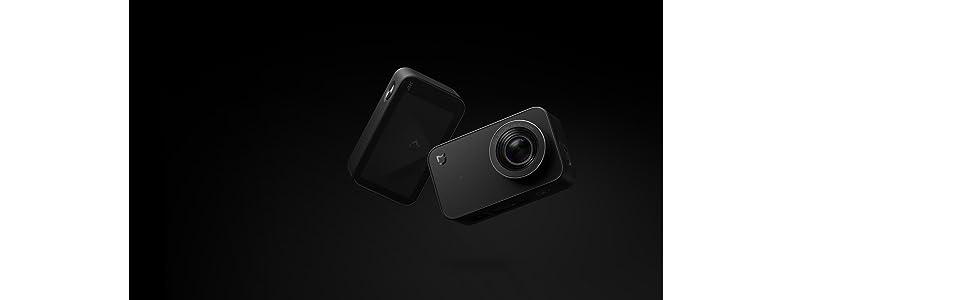 Xiaomi Mi Action Camera 4K - Cámara Deportiva (graba 4K a 30 ...