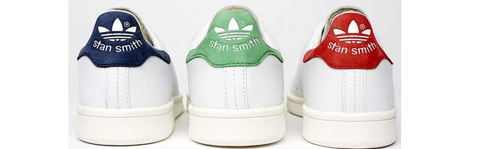 Adidas Originals Stan smith velcro Total bianca (Uomo