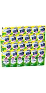 【ケース販売】バスマジックリン 浴室用洗剤 泡立ちスプレー SUPERCLEAN グリーンハーブの香り 詰め替え 330ml×24個