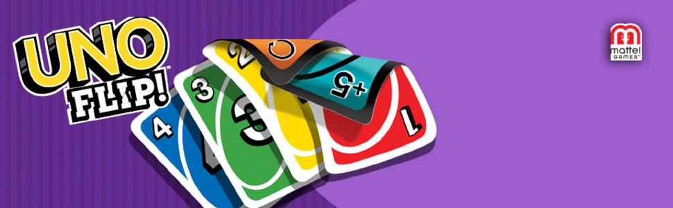 Mattel Uno Flip Card Game