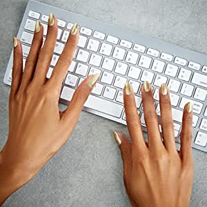 2 simple steps for an up to 8 day mani