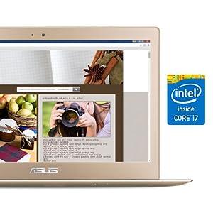 Asus ZenBook UX303UB-R4057T Laptop - Intel Core i7-6500U, 13.3 Inch FHD, 1TB, 8GB, 2GB VGA-940M