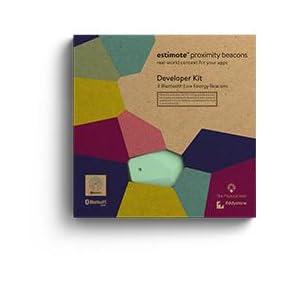 Estimote Proximity Beacons Developer Kit: Amazon ca: Cell