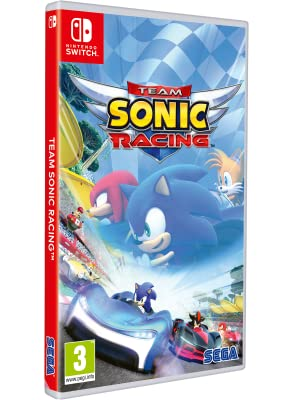 Team Sonic Racing, Nintendo Switch: Amazon.es: Videojuegos