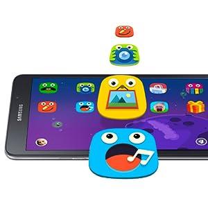 Samsung Galaxy Tab A T280 2016 Black