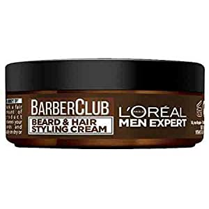 L'Oreal Men Expert Barber Club Beard & Hair Styling Cream