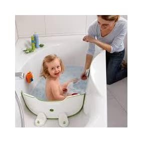 Amazon.com : BabyDam Bathtub Divider : Baby