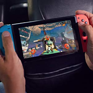 Nintendo Switch - Consola color Azul Neón/Rojo Neón + Fortnite ...