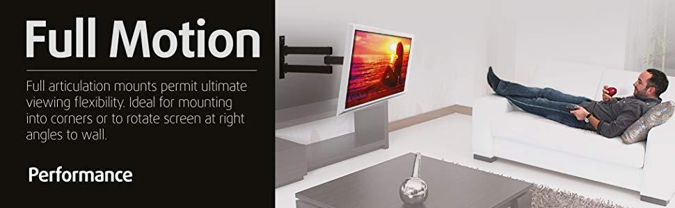 Basics piatto gamma Performance supporto a parete per TV da 13-23
