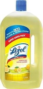 Buy Lizol Disinfectant Floor Cleaner Floral 500 Ml