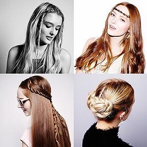 Scünci 491954U InstaTwist Hair Twist Braid Effect Styler