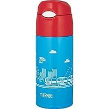 サーモス 水筒 真空断熱ストローボトル